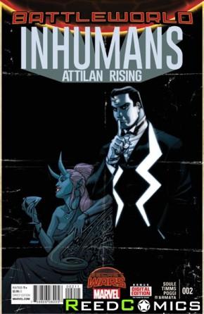 Inhumans Attilan Rising #2
