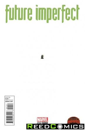 Future Imperfect #1 (1 in 15 Ant Sized Incentive Variant Cover)
