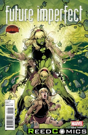 Future Imperfect #1 (Ingwenible Hulk Variant Cover)