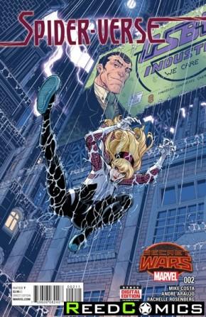 Spiderverse Volume 2 #2