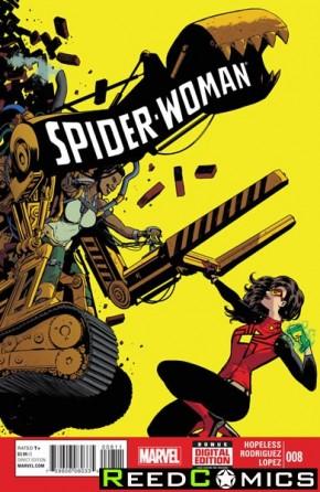 Spiderwoman Volume 5 #8