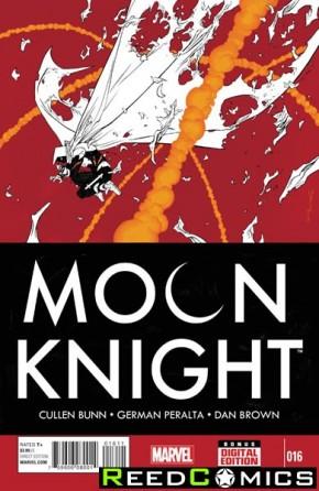 Moon Knight Volume 7 #16