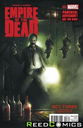 George Romeros Empire of the Dead Act Three #3