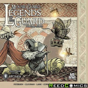 Mouse Guard Legend of the Guard Volume 3 #4