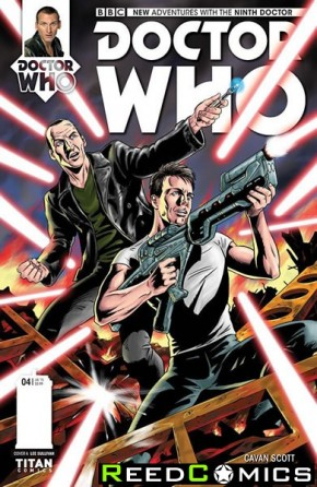 Doctor Who 9th #4