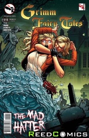 Grimm Fairy Tales #111