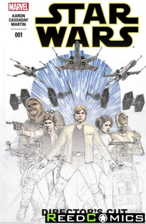 Star Wars Volume 4 #1 Directors Cut
