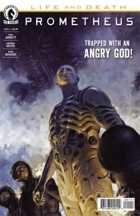 Prometheus Life and Death #1