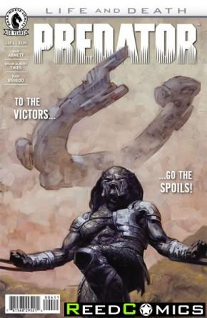 Predator Life and Death #4