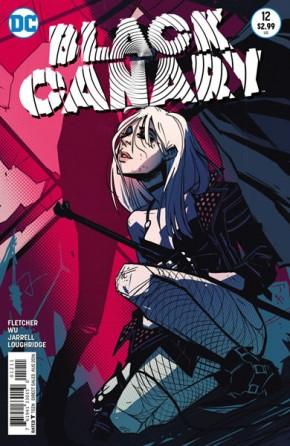 Black Canary Volume 4 #12