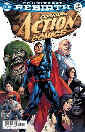 Action Comics Volume 2 #957 (DCU Rebirth - limit 1 per customer)
