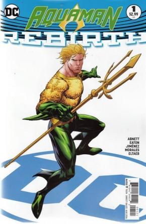 Aquaman Rebirth #1 (DCU Rebirth - Variant Edition)
