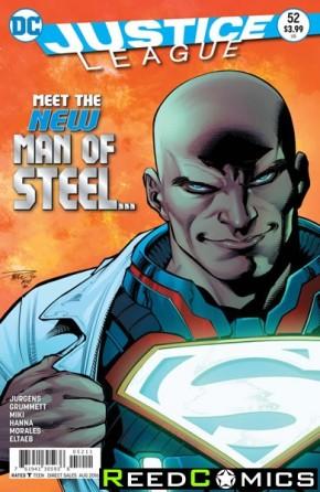 Justice League Volume 2 #52
