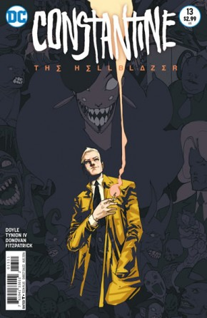 Constantine The Hellblazer #13