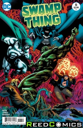 Swamp Thing Volume 6 #6