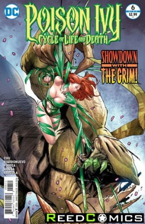 Poison Ivy Cycle of Life and Death #6