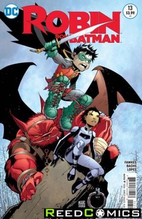 Robin Son of Batman #13