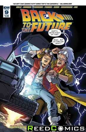 Back to the Future #9