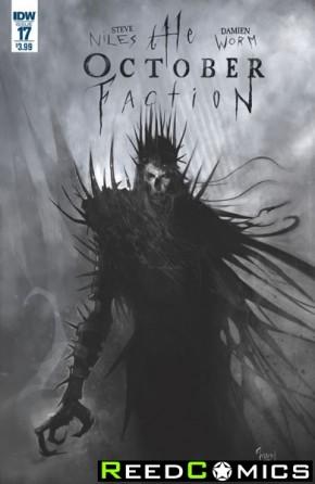 October Faction #17