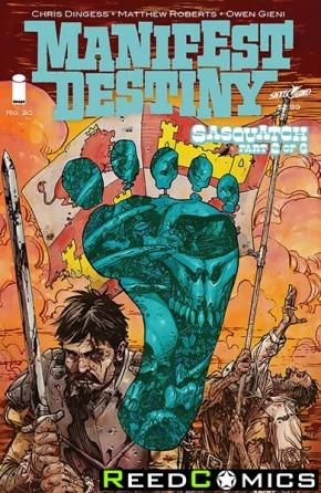 Manifest Destiny #20