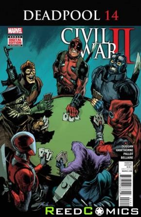 Deadpool Volume 5 #14