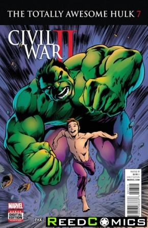 Totally Awesome Hulk #7