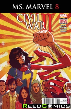 Ms Marvel Volume 4 #8