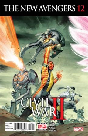 New Avengers Volume 4 #12