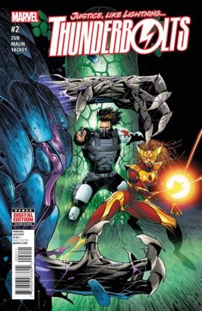 Thunderbolts Volume 3 #2