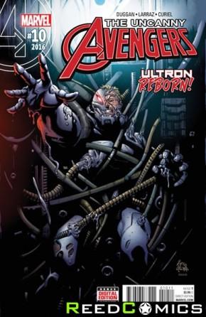 Uncanny Avengers Volume 3 #10