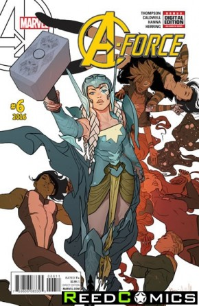 A-Force Volume 2 #6