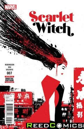 Scarlet Witch Volume 2 #7
