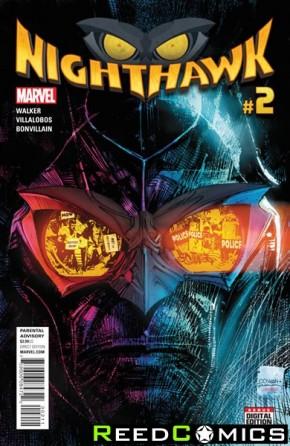 Nighthawk Volume 1 #2