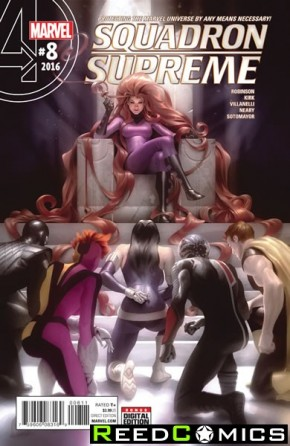 Squadron Supreme Volume 4 #8