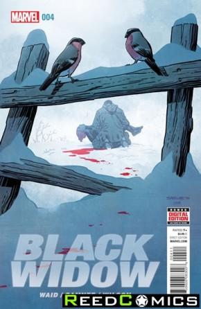 Black Widow Volume 6 #4