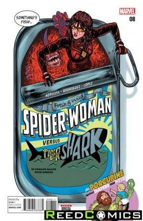 Spiderwoman Volume 6 #8