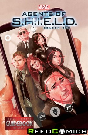 Guidebook to Marvel Cinematic Universe Agents of Shield Season One