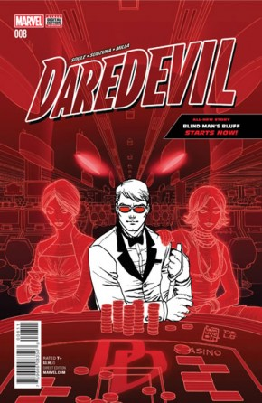 Daredevil Volume 5 #8