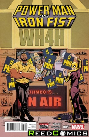 Power Man and Iron Fist Volume 3 #5