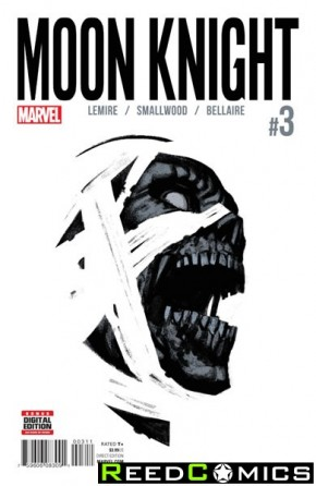 Moon Knight Volume 8 #3