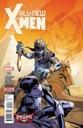 All New X-Men Volume 2 #10
