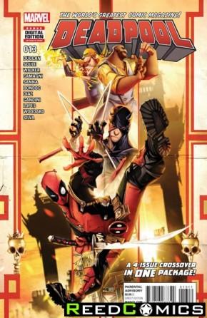 Deadpool Volume 5 #13