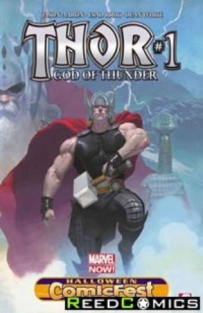 Thor God of Thunder #1 HCF 2013 Edition