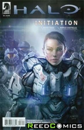 Halo Initiation #3