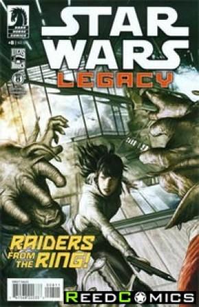 Star Wars Legacy II #8