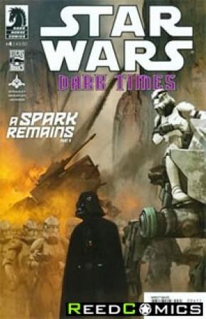 Star Wars Dark Times Spark Remains #4