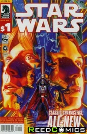 Star Wars #1 1 for 1 Edition