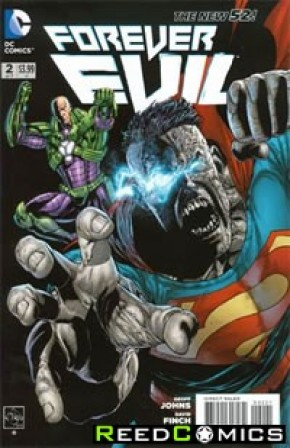 Forever Evil #2 (1 in 25 Incentive Variant Cover A)