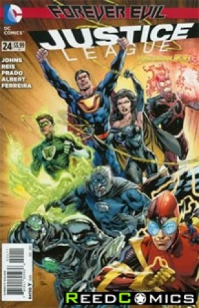 Justice League Volume 2 #24