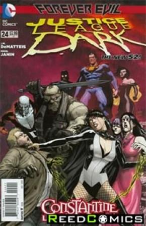 Justice League Dark #24